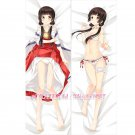 Kuma Miko Dakimakura Machi Amayadori Anime Hugging Body Pillow Case Cover