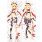 Re:Zero Dakimakura Felt Anime Hugging Body Pillow Case Cover
