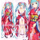 Vocaloid Dakimakura Hatsune Miku Anime Girl Hugging Body Pillow Case Cover 02