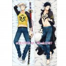 One Piece Dakimakura Trafalgar Law Anime Hugging Body Pillow Case Cover 03