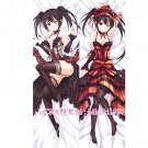 Date A Live Dakimakura Kurumi Tokisaki Anime Girl Hugging Body Pillow Case Cover 02