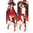 KonoSuba Dakimakura Megumin Anime Girl Hugging Body Pillow Case Cover