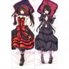 Date A Live Dakimakura Kurumi Tokisaki Anime Girl Hugging Body Pillow Case Cover 05