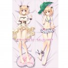 New Game Dakimakura Yun Iijima Anime Girl Hugging Body Pillow Case Cover