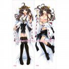 Kantai Collection KanColle Dakimakura Kongou Anime Girl Hugging Body Pillow Case Cover 02