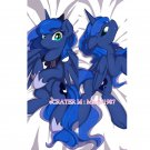 My Little Pony Dakimakura Princess Luna Anime Hugging Body Pillow Case Cover