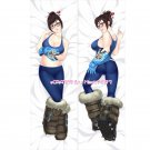 Overwatch Dakimakura Mei Anime Girl Hugging Body Pillow Case Cover 06