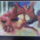 Spiderman Art Print 16x20