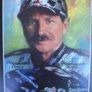 Dale Earnhardt Sr Nascar Art Print 16x20