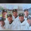 New York Yankees Art Print 16x20