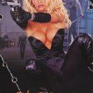 Pamela Anderson Barb Wire Smokin Gun Rare  Poster