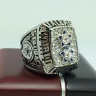 1977 Dallas Cowboys super bowl Championship Ring 11 Size With wooden box