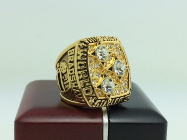 1978 Pittsburgh Steelers super bowl Championship Ring 11 Size With wooden box
