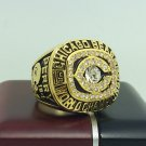 1985 Chicago Bears super bowl Championship Ring 11 Size With wooden box
