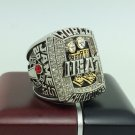 2013 Miami Heat Basketball NBA Championship Ring James name 10 Size With wooden box