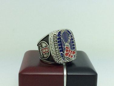 2013 Boston Red Sox world series Championship Ring 11 Size Name ORITIZ With wooden box