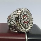 2014 2015 Ohio State Buckeyes National Championship Ring 8-14 Size With wooden box