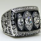 1983 Losangeles Raiders super bowl Championship Ring 11 Size