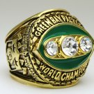 1967 Green bay packers super bowl Championship Ring 11 Size