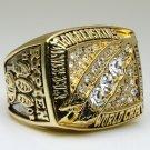 1991 Washington Redskins super bowl Championship Ring 11 Size