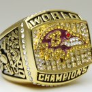 2000 Baltimore Ravens super bowl Championship Ring 11 Size