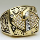 2002 Tampa Bay Bucaneers super bowl Championship Ring 11 Size