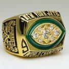 1968 New York Jets super bowl Championship Ring 11 Size
