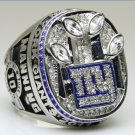 2011 New York Giants super bowl Championship Ring 11 Size