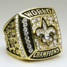 2009 New Orleans Saints super bowl Championship Ring 11 Size