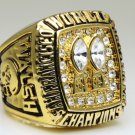 1984 San Francisco 49ers super bowl Championship Ring 11 Size