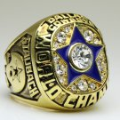 1971 Dallas Cowboys super bowl Championship Ring 11 Size