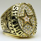 1992 Dallas Cowboys super bowl Championship Ring 11 Size