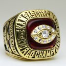 1969 Kansas City Chiefs super bowl Championship Ring 11 Size