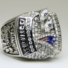 Promotion sale 2003 New England Patriots super bowl Championship Ring 11 Size