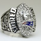 Promotion sale 2004 New England Patriots super bowl Championship Ring 11 Size