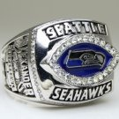 2005 Seattle Seahawks NFC super bowl Championship Ring 8-14 Size choose