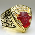 1993 Chicago Bulls  Basketball NBA Championship Ring 10 Size