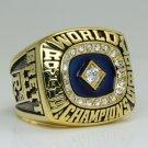 1985 Kansas City Royals MLB world series Championship Ring 8-14 size