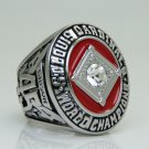1964 St. Louis Cardinals world series Championship Ring 11 Size alloy solid back