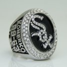 2005 Chicago White Sox world series Championship Ring 11 Size Alloy solid back heavy one
