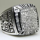 2003 San Antonio Spurs Basketball NBA Championship Ring Duncan name 10 Size