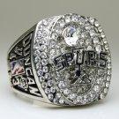 2005 San Antonio Spurs Basketball NBA Championship Ring Duncan name 10 Size