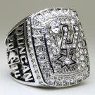 2014 San Antonio Spurs Basketball NBA Championship Ring Duncan name 10 Size