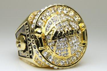 2010 Los Angeles Lakers  Basketball NBA Championship Ring 10 Size