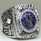 2011 Dallas Mavericks Basketball NBA Championship Ring 10 Size Nowitzki Name