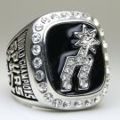 1999 San Antonio Spurs Basketball NBA Championship Ring Duncan name 10 Size