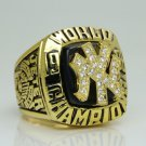 1996 New York Yankees world series Championship Ring Name Jeter 11 Size