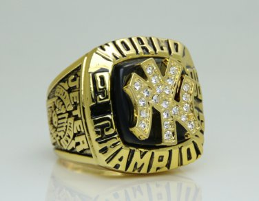 1996 New York Yankees world series Championship Ring Name Jeter 11 Size
