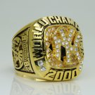 2000 New York Yankees world series Championship Ring Name Jeter 11 Size