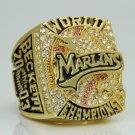2003 Florida Marlins world series Championship Ring 11 Size